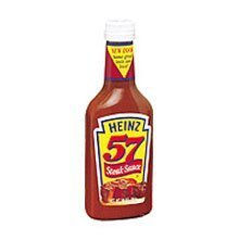 - Steak Sauce 57, 5 Ounce -- 12 Case by Heinz