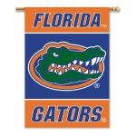 - NCAA Florida Gators 2-Sided House Banner Flag 28 x 40in