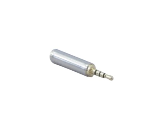 YCS-Basics-All-Metal-25mm-332-Male-To-35mm-18-Female-4-Conductor-TRRS-Adapter