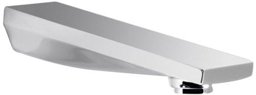 Toto TS624E#CP Legato Wall Spout, Polished (Chrome Wall Tub Spouts)