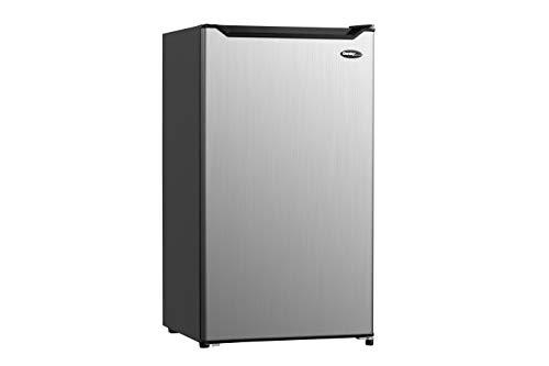 Danby DCR044B1SLM-6 Diplomat Compact mini fridge with freezer (Best Mini Fridge With Freezer 2019)
