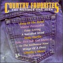 Country Favorites:the #1 Hits