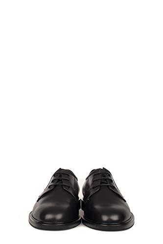 ALBERTO Lacets ROSS241NERO Femme Chaussures À Cuir GOZZI Noir r0aqprw