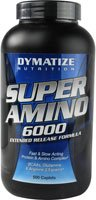 Dymatize Super Amino 6000 - 500 Caplets