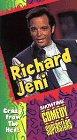 Comedy Superstars: Richard Jeni - Crazy From the Heat [VHS]