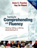img - for Teaching & Comprehending Fluency by Fountas, Irene C., Pinnell, Gay Su [Paperback] book / textbook / text book