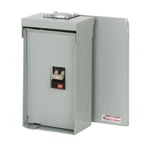 Eaton Cutler Hammer 643036 Series Single-Phase 50A Spa Panel by Eaton by Eaton