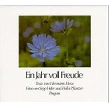 Ein Jahr voll Freude (German Edition)