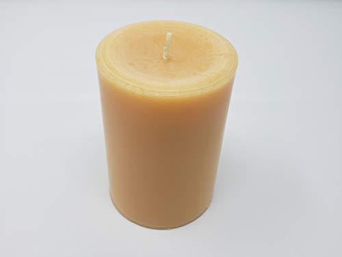(Very Vanilla Pillar Candle 3x4.5in)