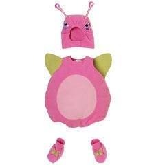 Childrens Place Pink Butterfly Halloween Costume Size 12-18 (Children's Place Butterfly Costume)