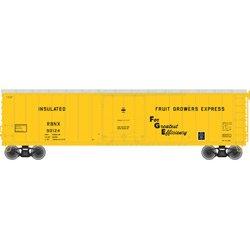 HO 50' AAR Plug Door Box, FGE #90124 - Ho 50' Aar Plug Door