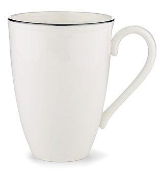 Delicieux Lenox Continental Dining Platinum Bone China Mug