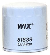 WIX Filters - 51839 Spin-On Lube Filter, Pack of 1