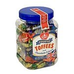 WALKERS NONSUCH Assorted Toffees and Chocolate Eclairs (1 pound jar)