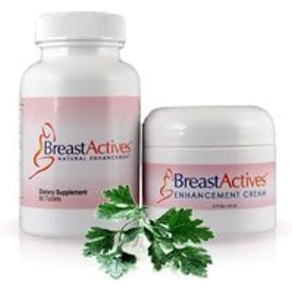 Amazon Com Breast Actives 1 Month Supply Antioxidant Formula