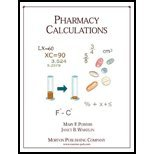 Pharmacy Calculations, Powers, Mary E. and Wakelin, Janet B., 0895825791
