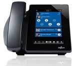 Gigabit Color Ip Phone (Digium D80 IP Phone with HD Voice, Gigabit, 7.0 Inch Color Display, Capacitive Touch)