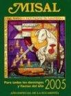img - for Misal: Para Todos los Domingos y Fiestas del Ano (Spanish Edition) book / textbook / text book