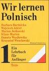 Wir lernen Polnisch, 2 Bde.