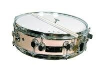 GP Percussion Natural Maple Piccolo Snare