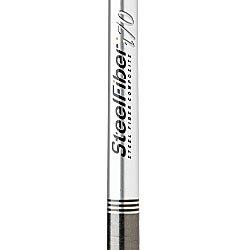 - Aero Tech Steel Fiber i70 .370 Graphite Iron Shaft(Flex: Regular, Length:N/A, Color:N/A, Head:N/A)