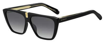 Givenchy Women's Square Sunglasses, Black, One - Givenchy Glasses