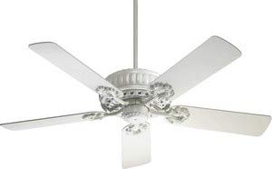 Quorum International 35525-8 5 Blade Empress Fan, 52