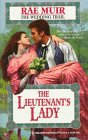 img - for Lieutenant's Lady (The Wedding Trail) (Harlequin Historical) book / textbook / text book