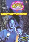 Who Took the Book?, Franklin W. Dixon, 0671004077