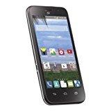 Straight Talk (STZEZ793CPWP) ZTE Atrium Android Prepaid Smartphone – Black