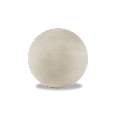 Amedeo Design 1800-90L ResinStone Decorative Garden Sphere, 18 by 18 by 18-Inch, Limestone by Amedeo Design