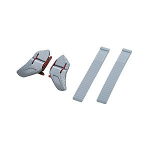 Shimano Low Profile Cycling Shoe Replacement Buckle w/Strap Set (White/White - One Size)