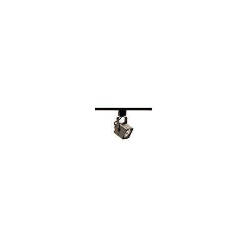 - Juno Trac-Lites 50 Watt GU10 Bronze Cast Cube Track Head