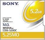 SONY EDM-5200C 5.25MOディスク B0002V5WJ6