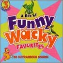 Box of Funny Wacky Favorites by K-Tel
