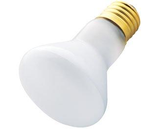 Westinghouse 0370000, 45 Watt, 120 Volt Frosted Incand R20 Light Bulb, 2000Hr 380Lm, 36-Pack