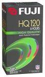Fuji 3-Pack 120-Minute VHS Tapes (HQT1203PK) by Fuji
