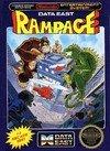 Rampage (video Games, 8-bit Nintendo) Used