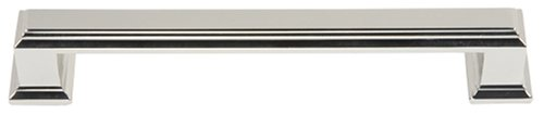 (Atlas Homewares 292-PN 6-Inch Sutton Large Pull, Polished Nickel)