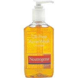 (Neutrogena Oil-Free Acne Wash 6 oz )