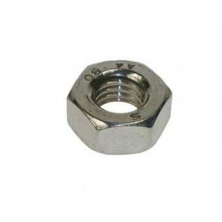 M4 Full Nut (20 Pack) 4mm A2 Stainless Steel Hex Hexagon Nuts Free UK Delivery DBA Hardware