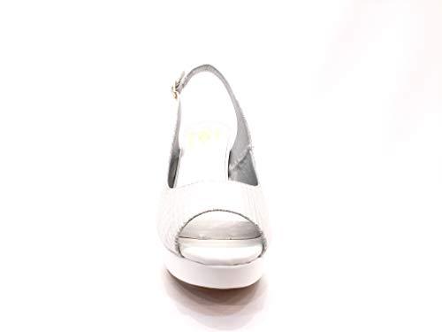 White Open Escarpins Mariage Élégantes Blanc Plateau Haut Low Chaussures Bride Elegant Confortable Italy Détail Avec Woman Pumps Femme Talon Cérémonie Heel Sandales Toe Jeune Shoes Mariée Pump qA6TRT