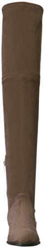 Marc Fisher Damen Olympia Overknee Boot Taupe