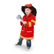 Imaginarium Firefighter Dress Up Set - 3-Piece by Toys R Us