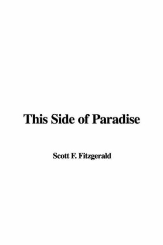 Download This Side of Paradise pdf