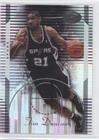 tim duncan basketball card 2006 07 base