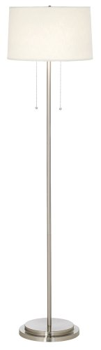 Simplicity Double Pull Floor Lamp (14 Light Transitional Floor Lamp)