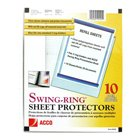 WLJ20105 - Wilson Jones Multi Ring Sheet Protector
