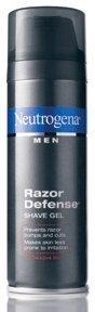 Price comparison product image Neutrogena Men Razor Defense Shave Gel, 7.0 oz (Pack of 3)