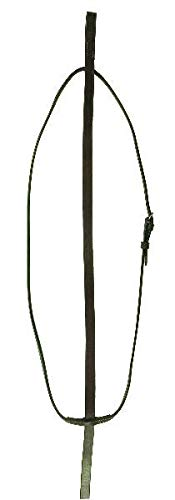 GATSBY LEATHER COMPANY 282723 Standing Martingale Havanna Brown, Cobb